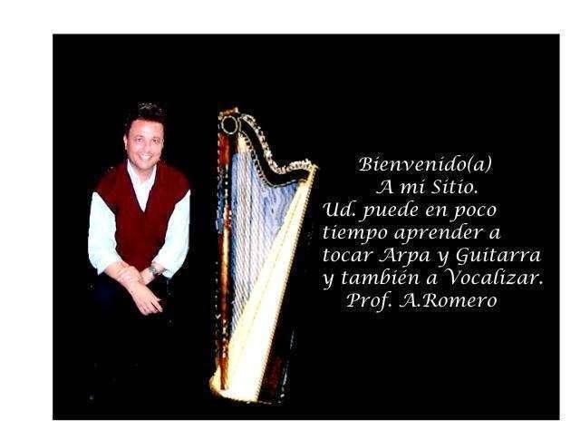 Clases de Guitarra Arpa y Vocalización - 0