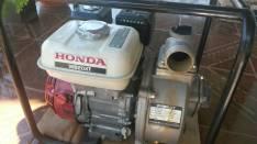 Motobomba Honda de caudal portátil