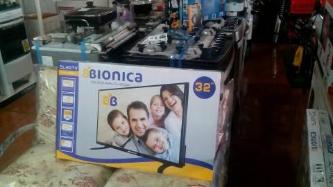 Tv Led de 32 pulgadas full hd Bionica
