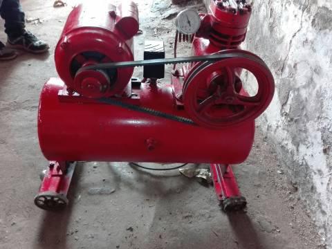 Motor compresor e hidrolavador