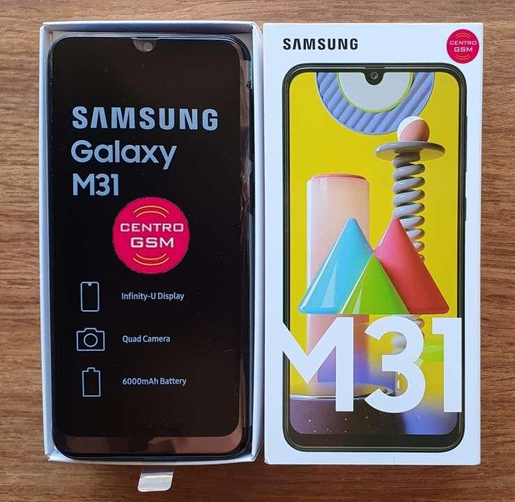 Samsung Galaxy M31 de 64gb y 6000mah nuevos - 0