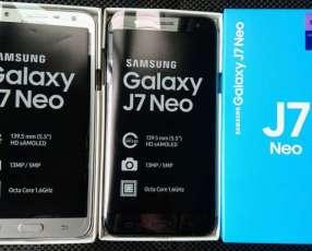 Samsung Galaxy J7 Neo LIBRES y NUEVOS