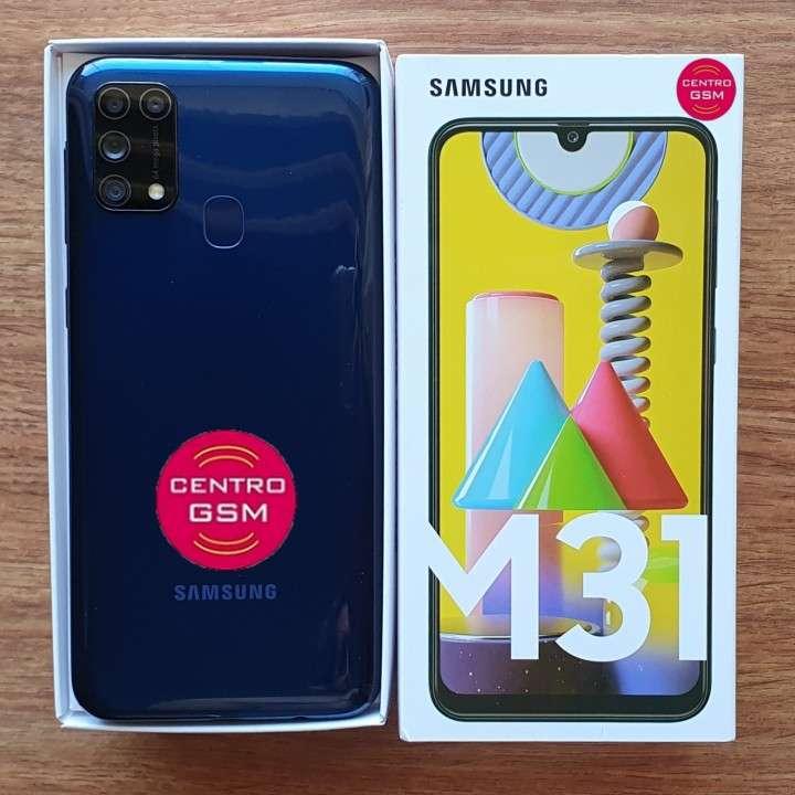 Samsung Galaxy M31 de 64gb y 6000mah nuevos - 1