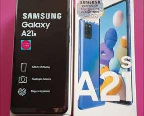 Samsung Galaxy A21S 64 gb nuevos
