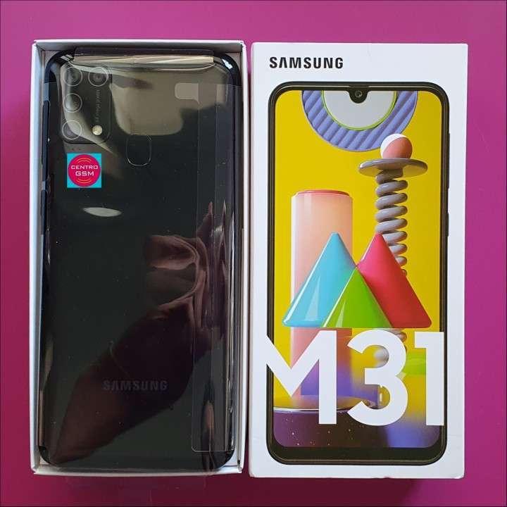 Samsung M31 de 128 gb y 6 gb ram nuevos - 1