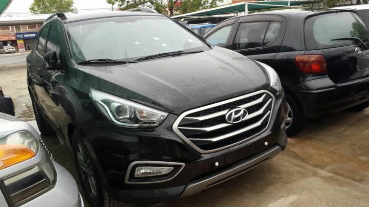 Hyundai Tucson 2014 diésel