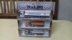 Camioncitos trailers