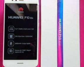 Huawei P10 Lite 4g LIBRES y NUEVOS