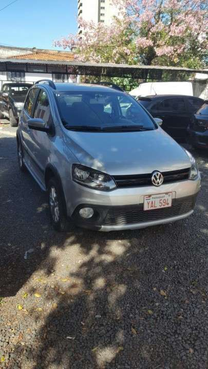 VW Cross Fox 2014 - 2