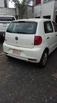 VW Fox 2013