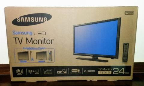 Samsung Led Tv de 24 pulgadas nuevos en caja, con garantia y delivery. Solo efectivo.