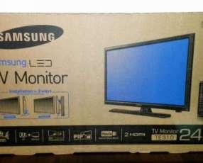 Tv Samsung Led 24 pulgadas NUEVAS 1 año de garantía