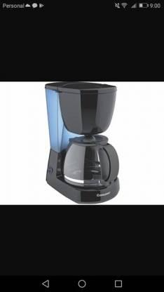 Cafetera y tostadora consumer