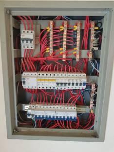 Servicio de Profesionales Electricistas calificados por la Ande