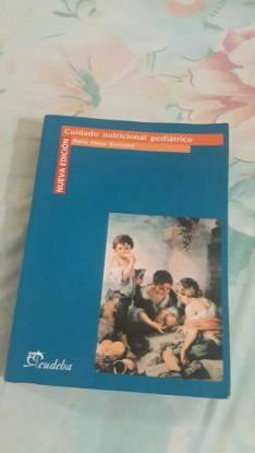 Libro Cuidado Nutricional Pediatrico