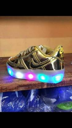 Championcitos con luces