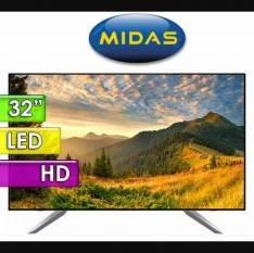 Tv Smart Midas 32 pulgadas y auricular bluetooth