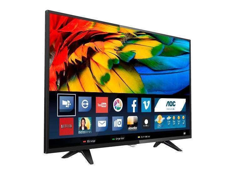 Smart Tv AOC de 43 pulgadas nuevas - 2