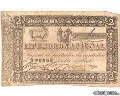 Monedas y billetes antiguos del Paraguay