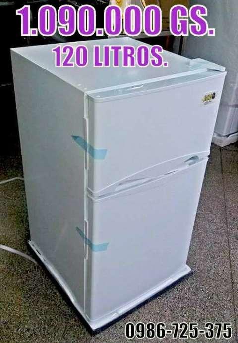 Heladerita Jam de 120 litros