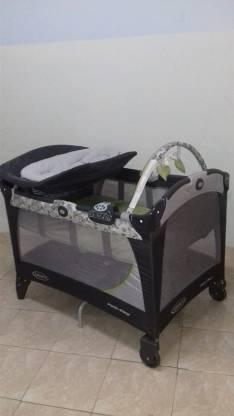 Practicuna Graco cuna y corral para bebé