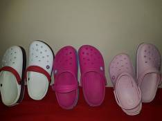 Crocs originales calce 37.8