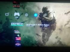 PS3 con 71 juegos cargados
