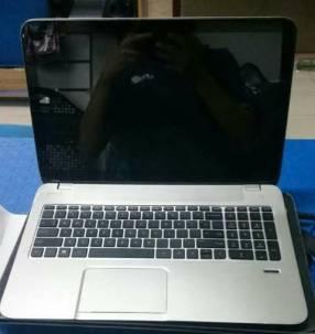 Notebook HP Envy i7 tactil