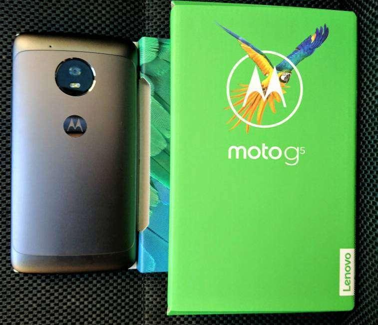 Moto G5 nuevos en caja - 1
