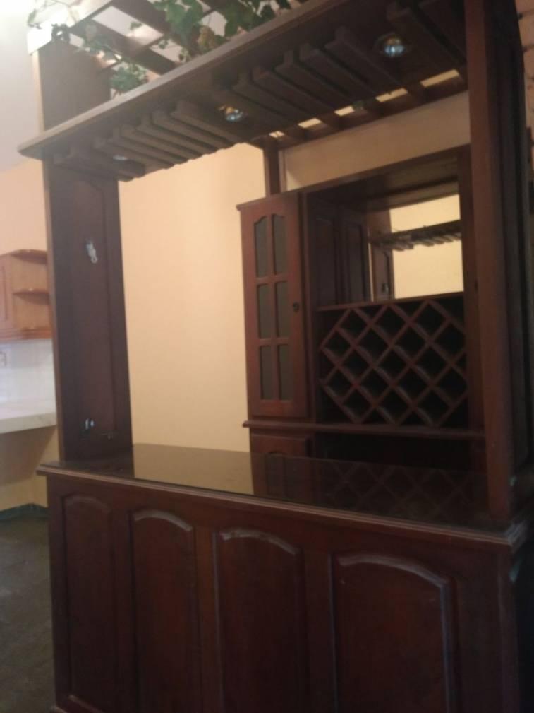Mueble para bar y alacena diego for Mueble bar para living