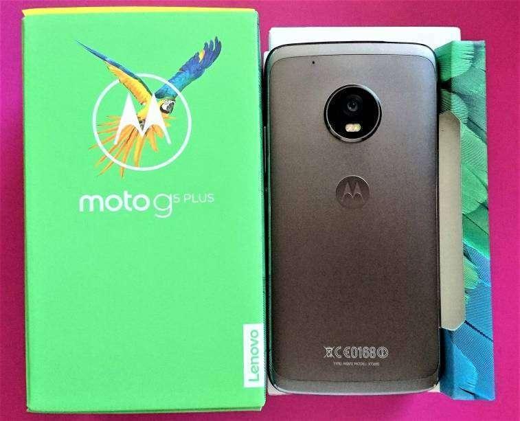 Motorola Moto G5 Plus 32 gb nuevos - 1