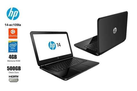 Notebook HP 14 pulgadas
