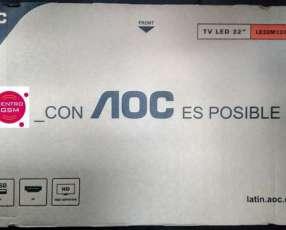 Tv Aoc Led de 32 pulgadas nuevas en caja