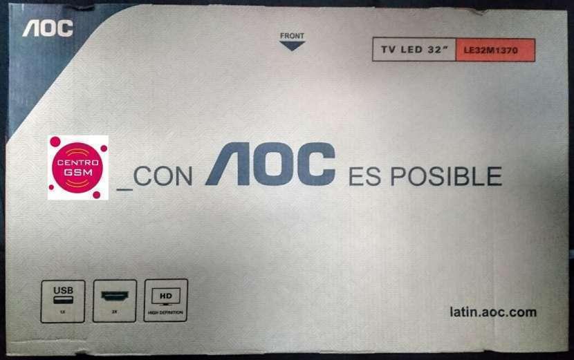 Tv led AOC 32 pulgadas nuevas en caja - 0