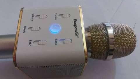 Microfono 4 en 1