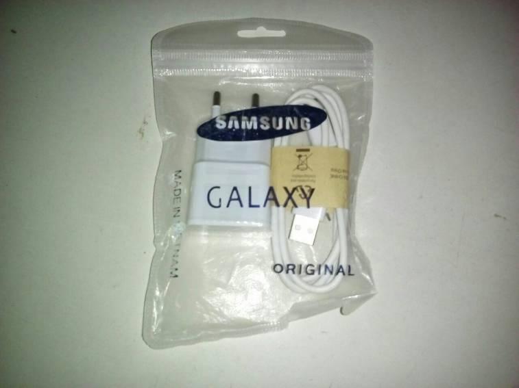 Cargador para celular con cable USB