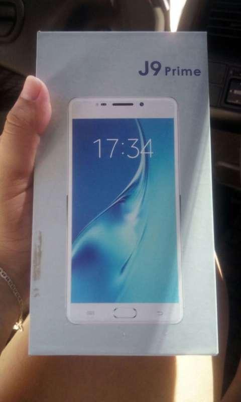 Samsung Galaxy j9 prime blanco genérico