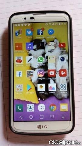 LG K10 4G LTE libre de fábrica