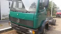 Mercedes Benz Atego 814