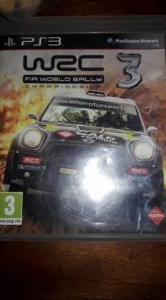 Juego para PS3 WRC