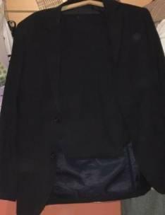 Traje de vestir para hombre