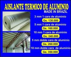 Aislantes termícos