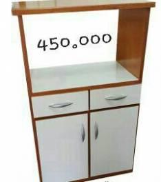 Mueble para microonda y horno