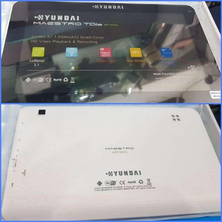 Tablet Hyundai a chip - 2