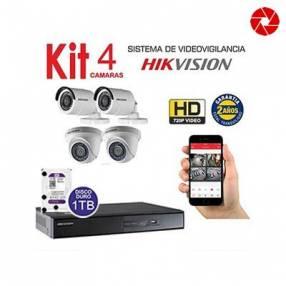 Circuito de 2 cámaras HD