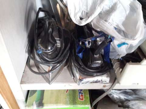 Electrodomésticos averiados
