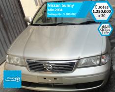 Nissan Sunny Dorado 2004