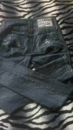 Jeans Sawary talle 44