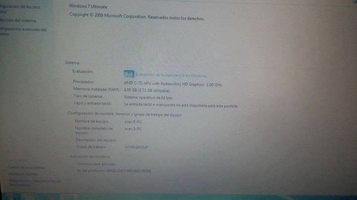 notebook acer v5 pantalla 116 hd seamus hendylacom