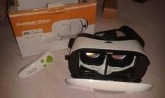 Gafas de realidad virtual y samsung galaxy pocket neo duos
